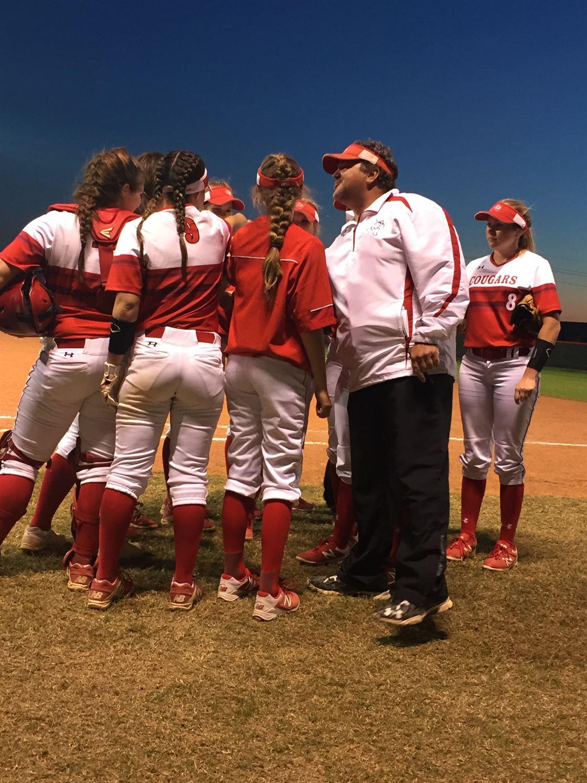 Crosby High School - Girls' Varsity Softball
