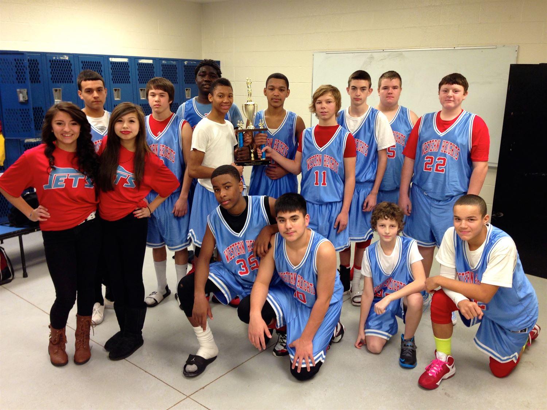 Western Heights High School - Boys' Freshman Basketball
