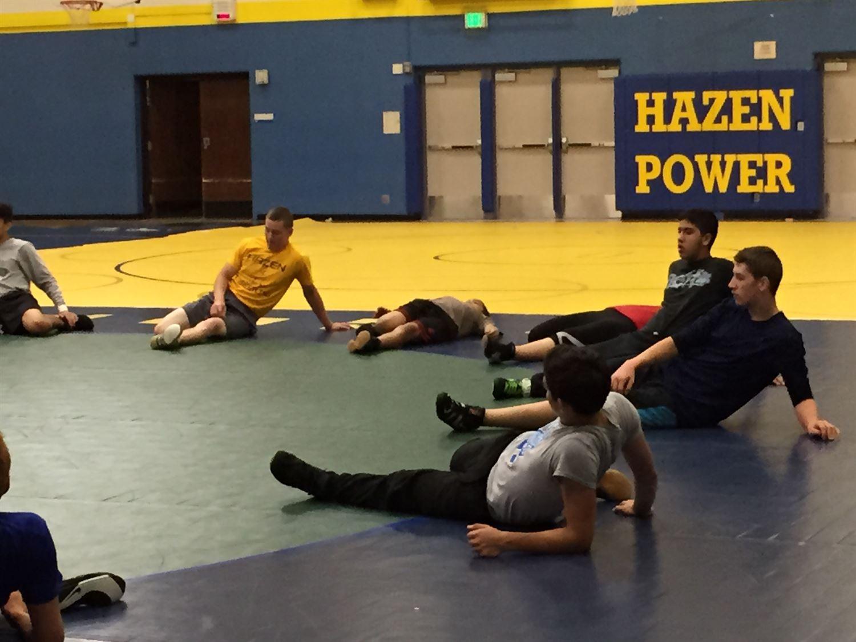 Hazen High School - Varsity Wrestling