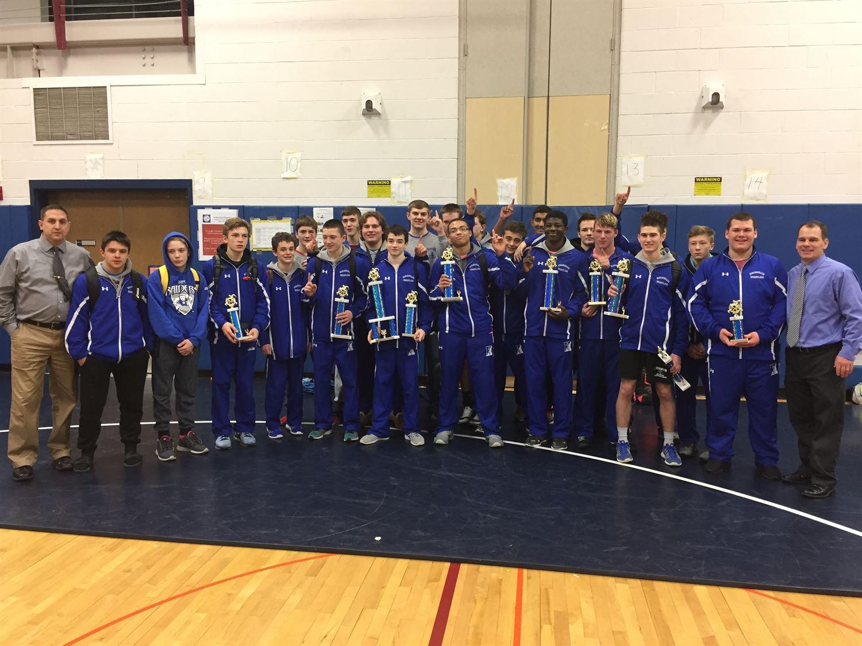 Horseheads High School - Boys Varsity Wrestling