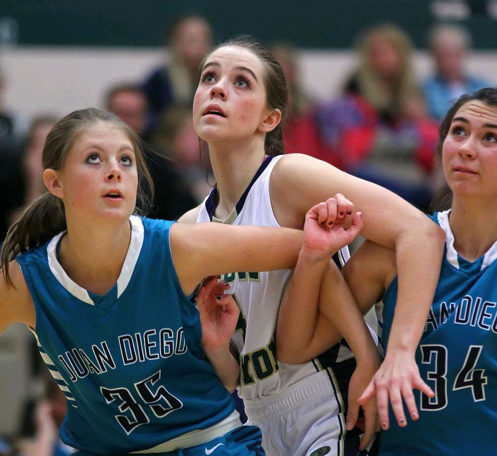 Juan Diego Catholic High School - Girls Varsity Basketball