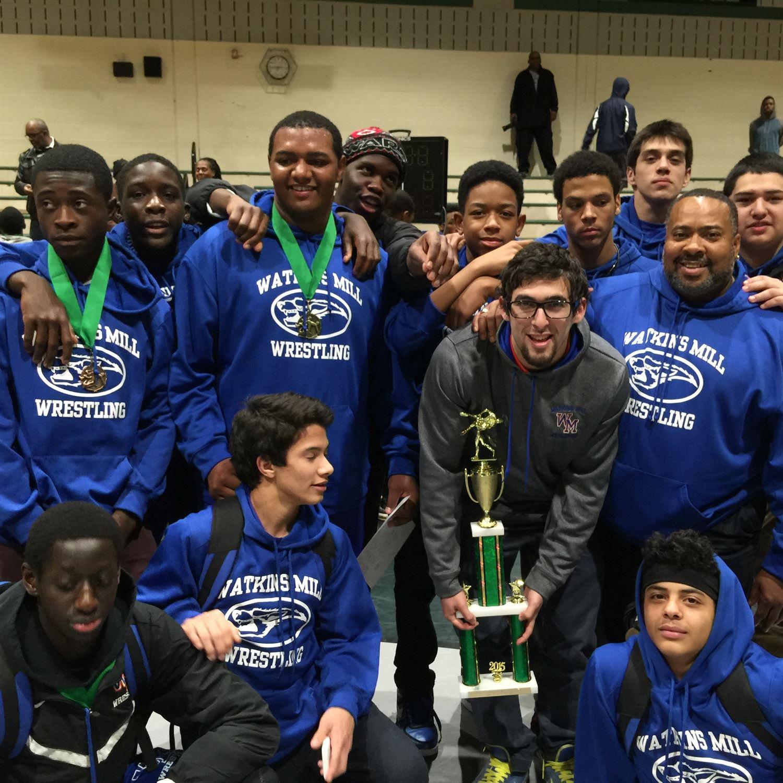 Watkins Mill High School - Boys Varsity Wrestling