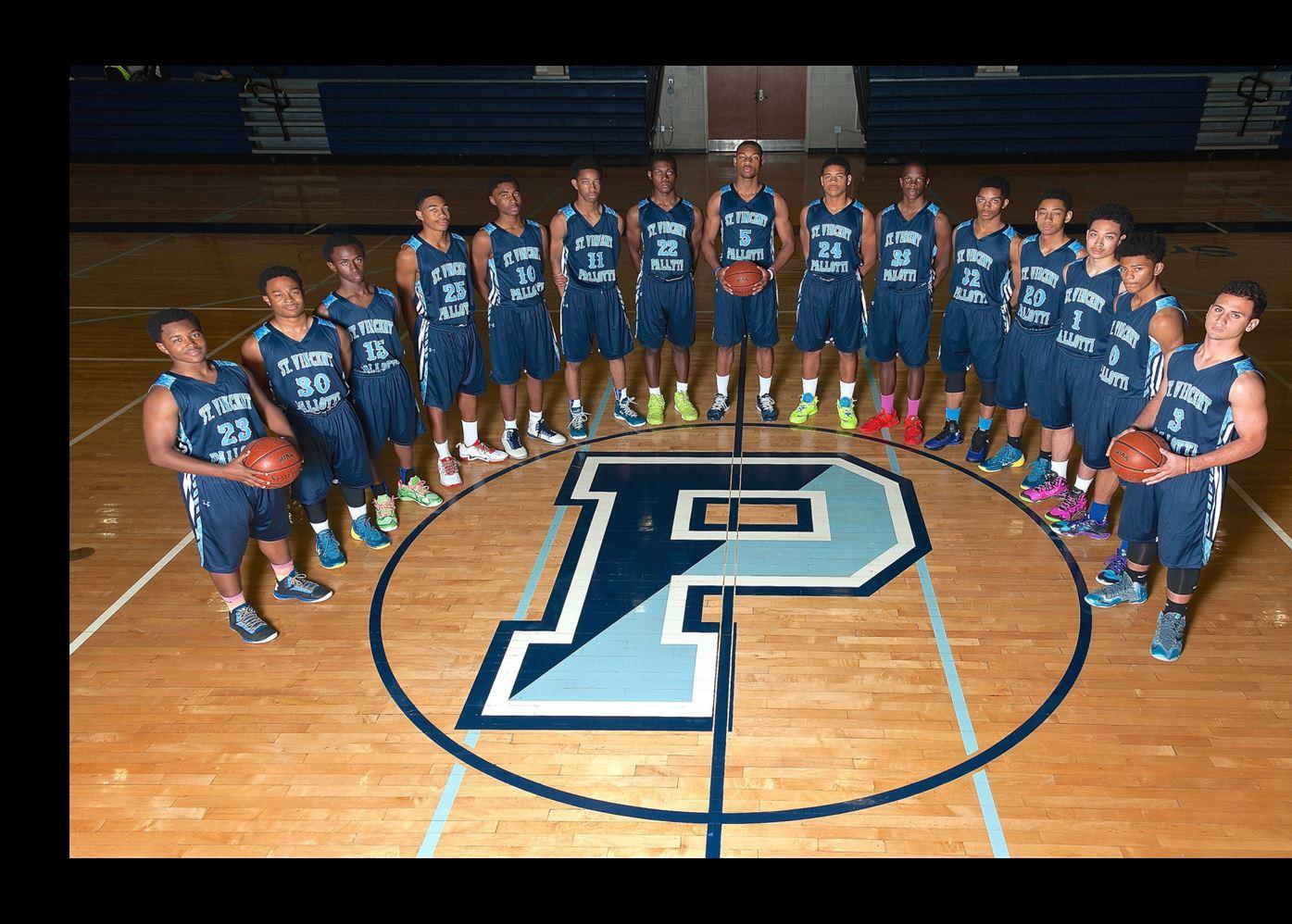 St. Vincent Pallotti High School - Boys' Varsity Basketball