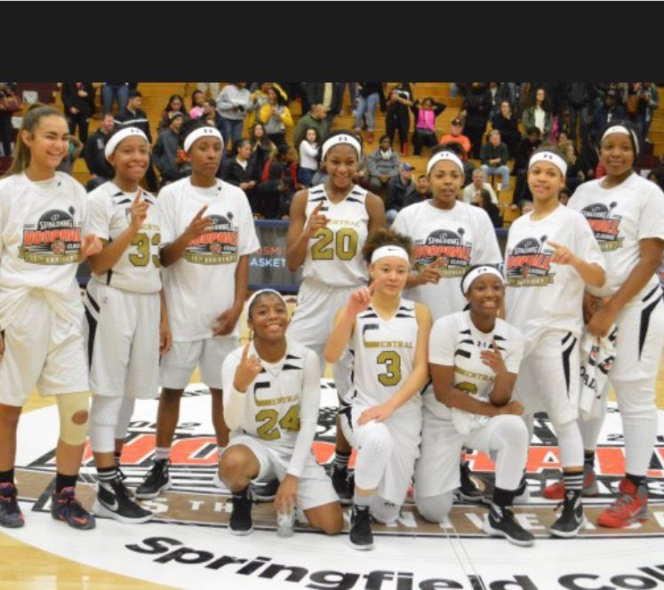 Springfield Central High School - Girls' Varsity Basketball