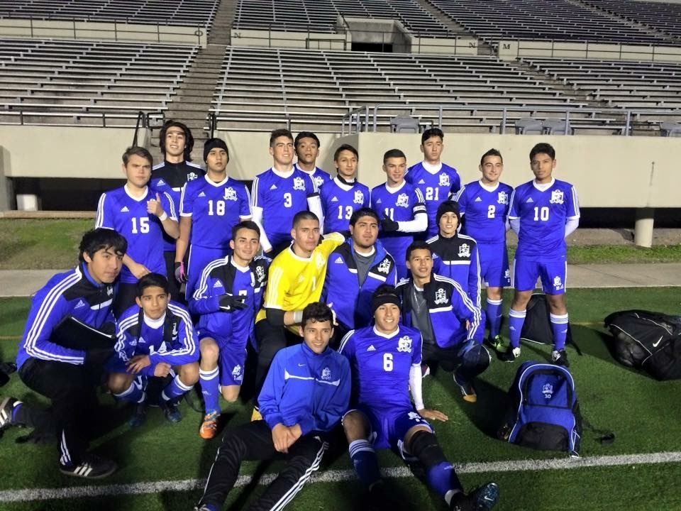 C.E. King High School - Boys' Varsity Soccer