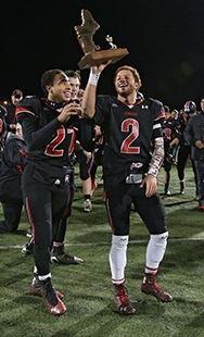 St. George's High School - Boys' Varsity Football