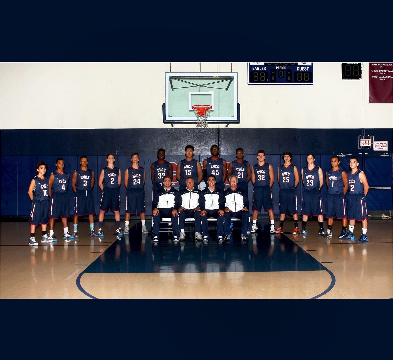 Capistrano Valley Christian High School - Boys Varsity Basketball
