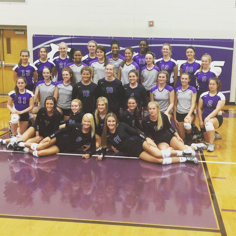 Park Hill South High School - Girls' Varsity Volleyball