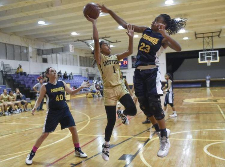 Guam High - Girls' Varsity Basketball
