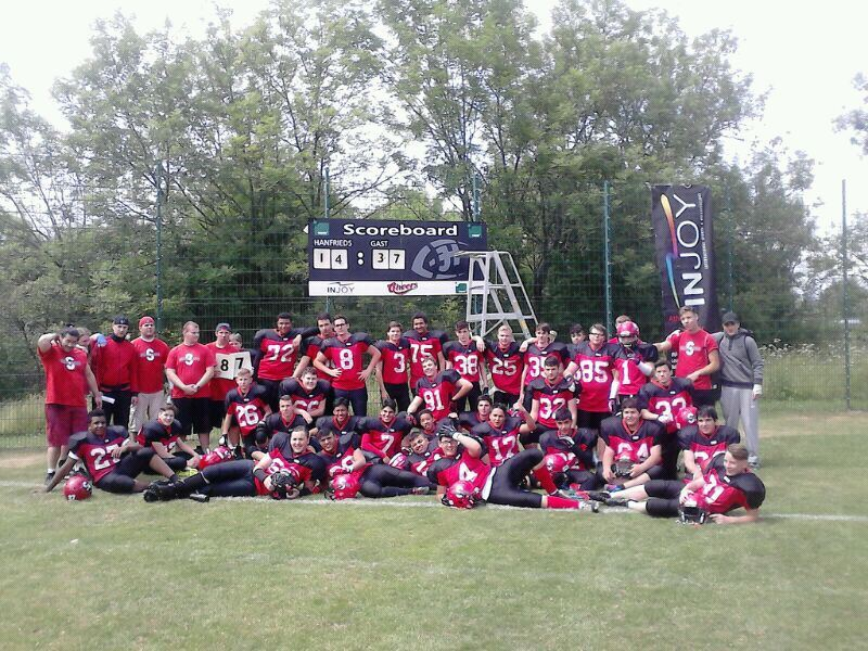 Spandau Bulldogs e.V. - Senior Football