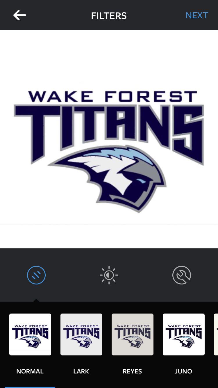 Wake Forest - Mitey Mite--McNair