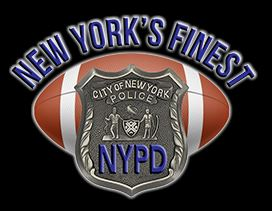 NYPD Finest Football - NPSFL - NYPD Finest