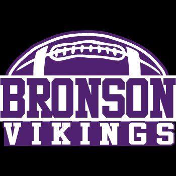 Bronson High School - Boys' Varsity Football