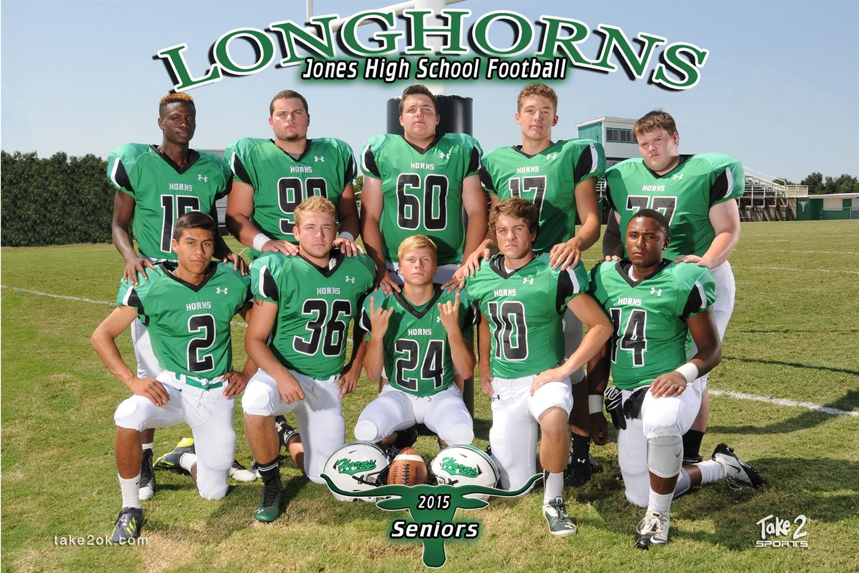 Jones High School - Boys Varsity Football