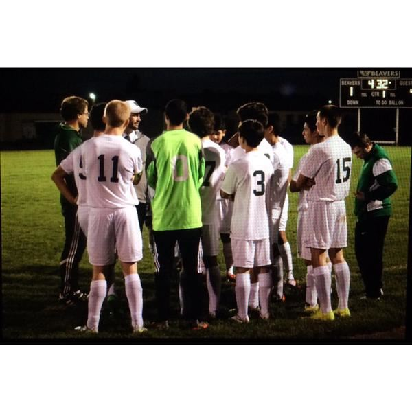 Woodland High School - Boys' Varsity Soccer