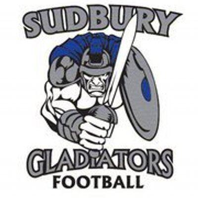 Sudbury Gladiators - OFC - Subdury Gladiators Varsity