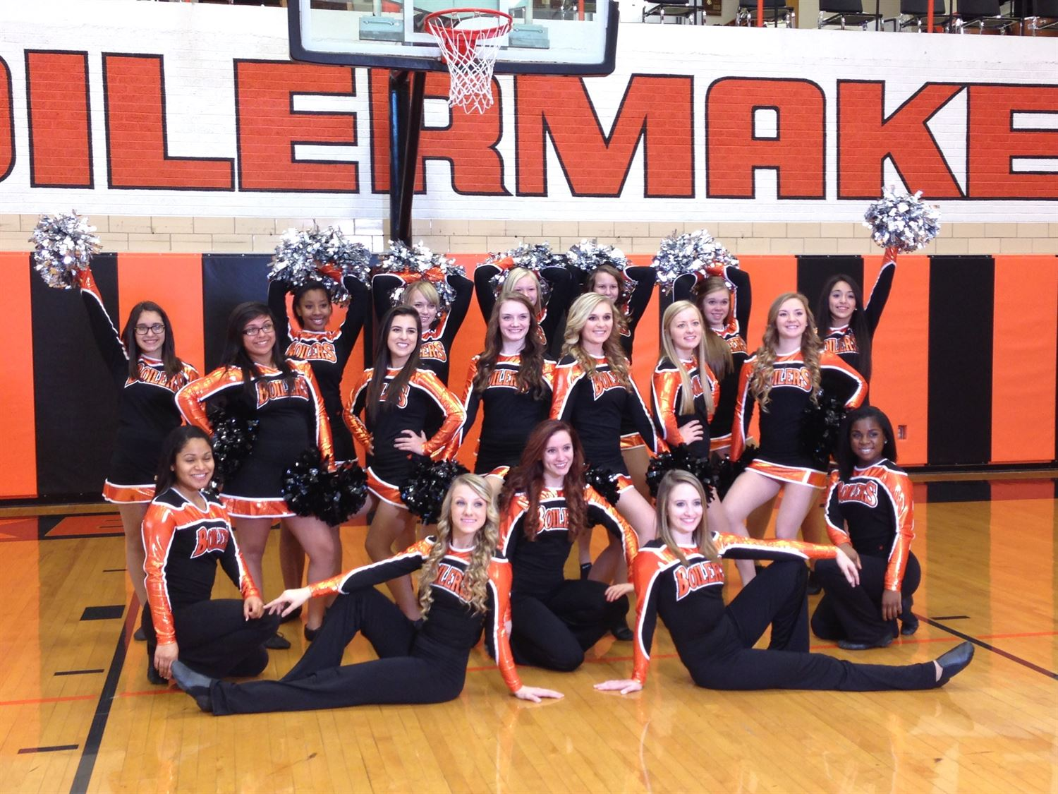 Kewanee High School - Pom Pon Squad & Competitive Dance Team