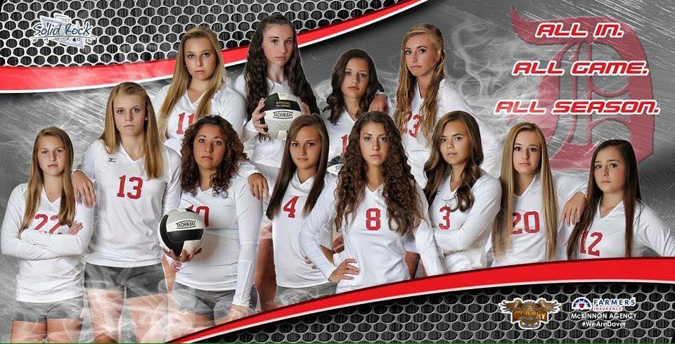 Dover High School - Girls' Varsity Volleyball