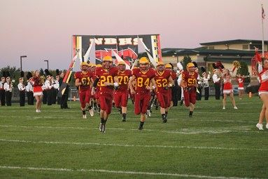 New Bremen High School - Boys Varsity Football