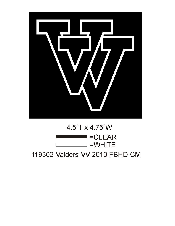 Valders High School - Boys Varsity Football