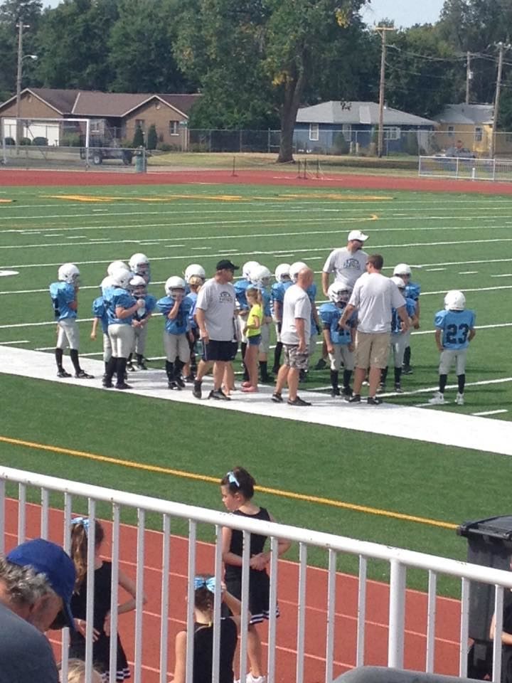 Concordia Youth Football - Panthers