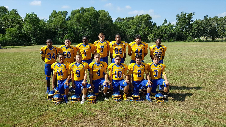 Oakwood High School - Boys Varsity Football