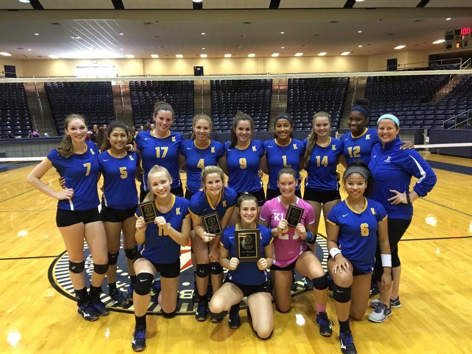 Klein High School - Varsity Volleyball