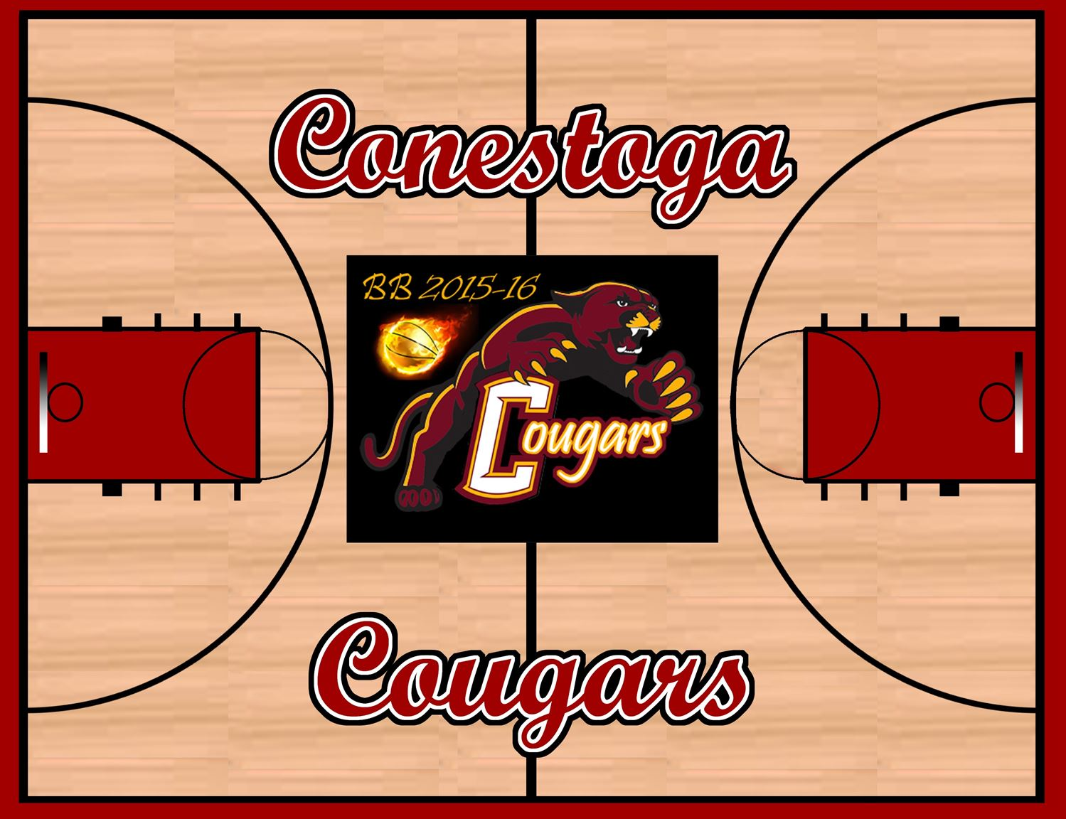 Conestoga High School - Conestoga Girls Varsity Basketball