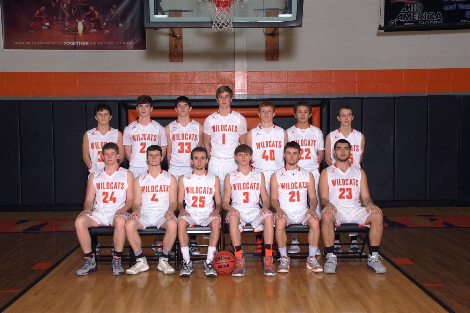 New Bloomfield High School - Boys' Varsity Basketball