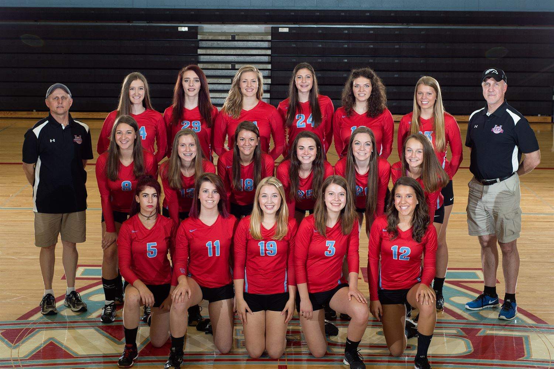 West Jessamine High School - Girls' Varsity Volleyball