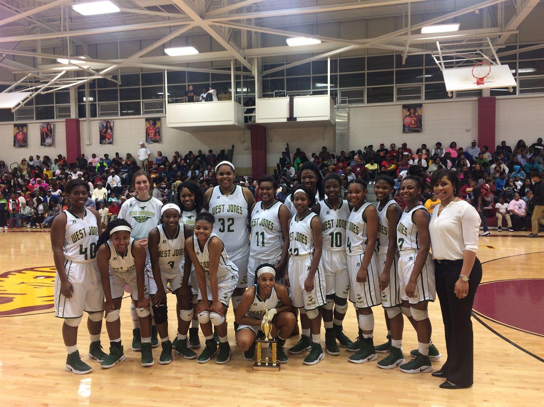 West Jones High School - Girls' Varsity Basketball