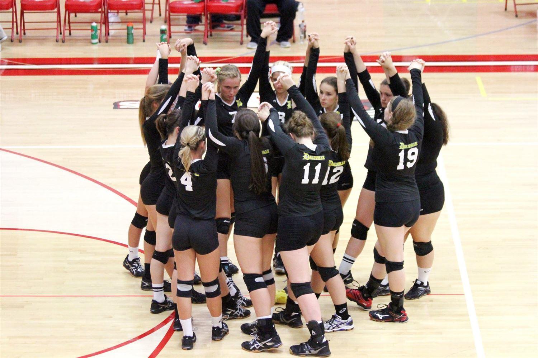 Daleville High School - Girls' Varsity Volleyball