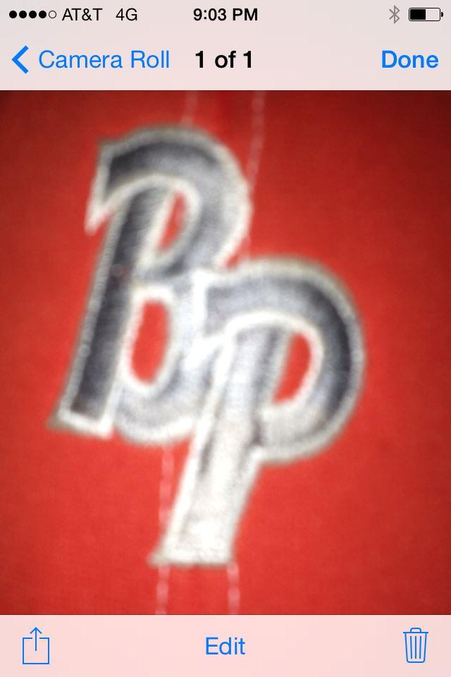 Bethel Park Blackhawks   - JV White