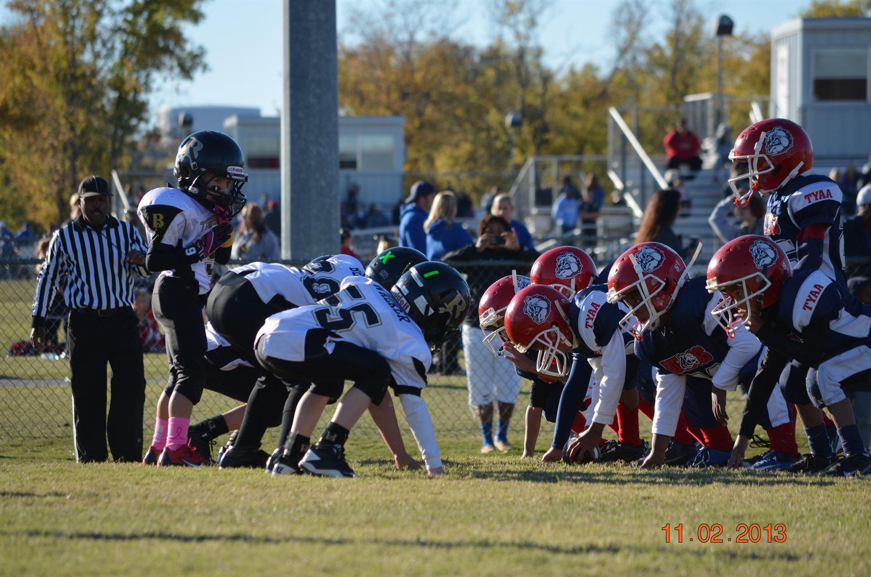 Broken Arrow Youth Football - Broken Arrow Black 2026