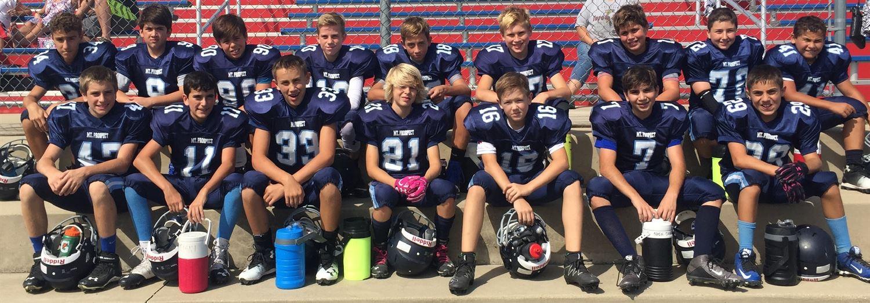 Mt. Prospects Youth Football Association - TCYFL - LightWeight Big10 2017