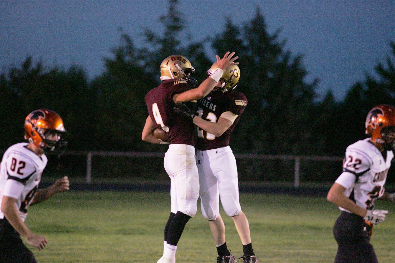 Dundy County Stratton High School - Boys Varsity Football