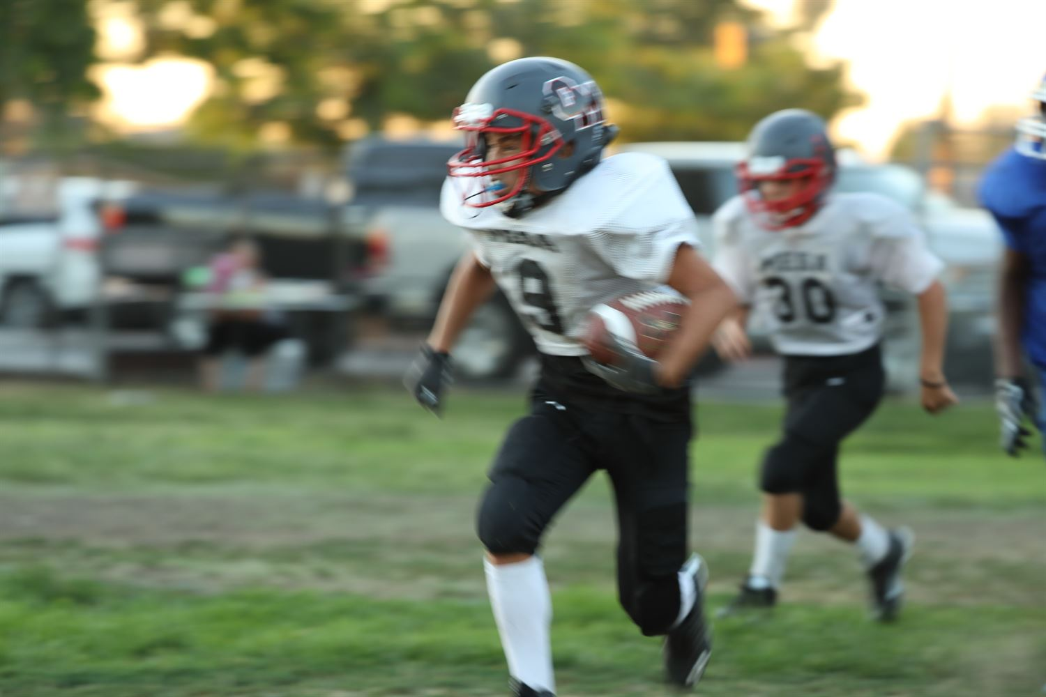 COSTA MESA EAGLES-OEC - JV BLACK EAGLES