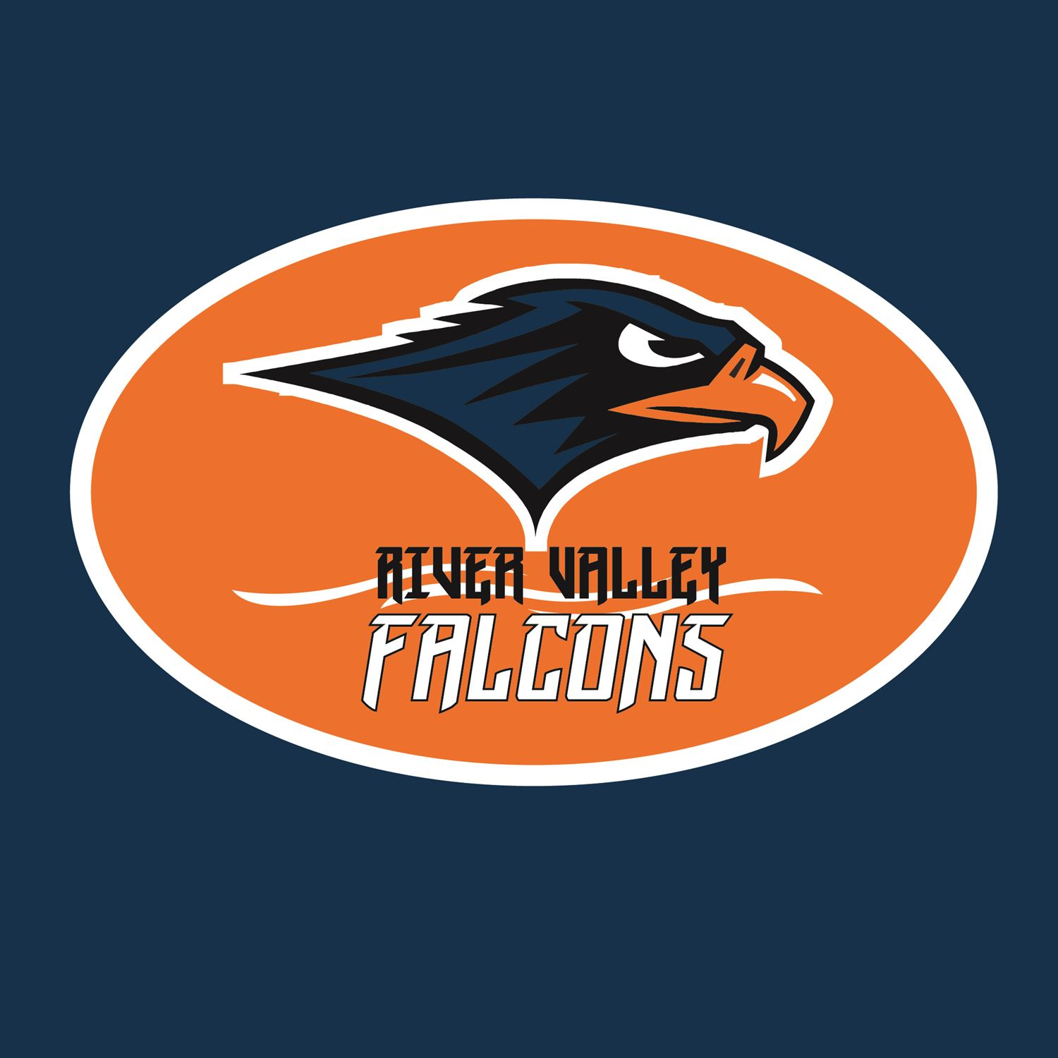 Midland High School (Varna, IL) - Midland, Henry, Washburn Football Coop Falcons