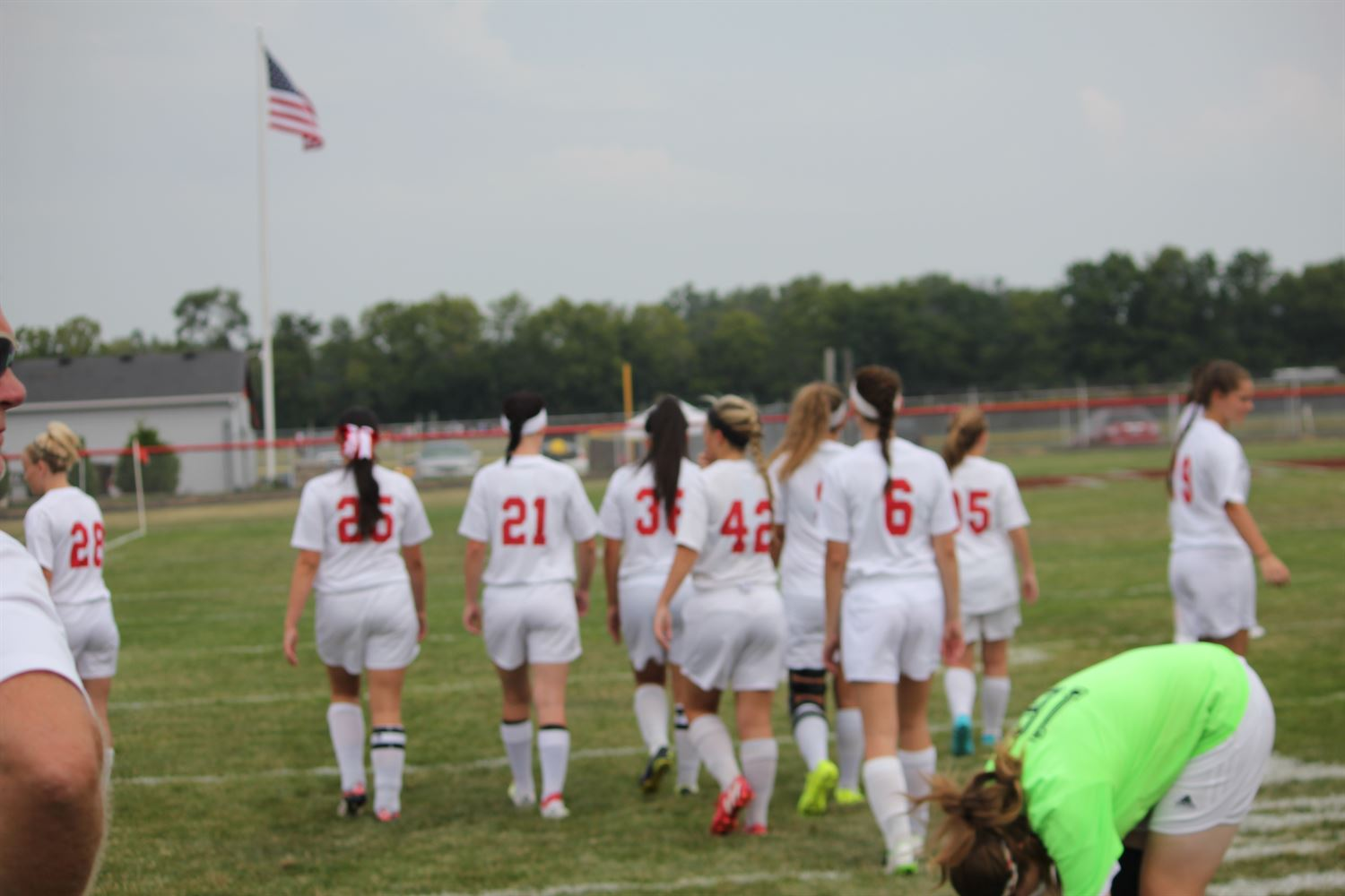 Carlisle High School - Girls' Varsity Soccer