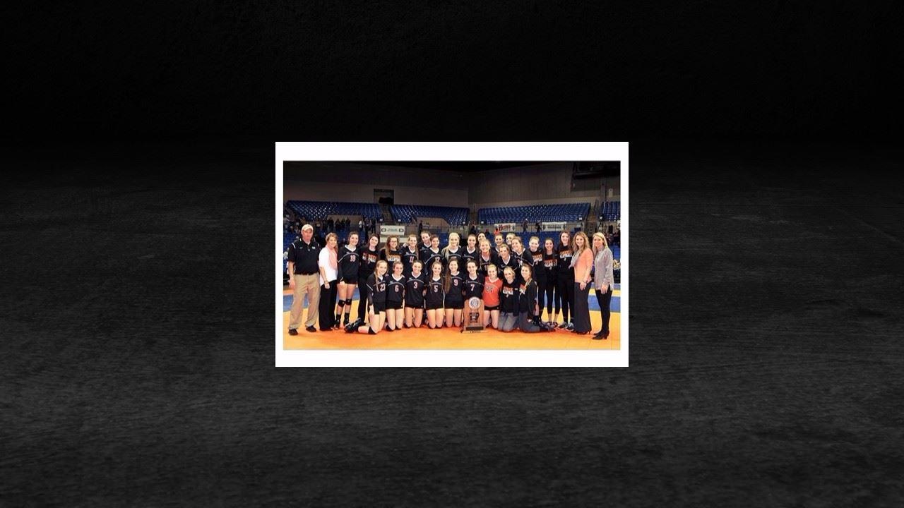 Batesville High School - Sr. Varsity Volleyball