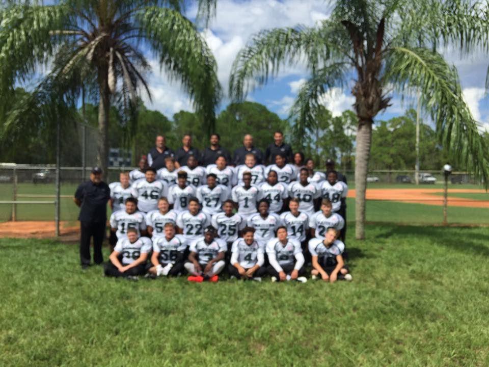 PRPW - Lehigh Acres - Lehigh Raiders varsity
