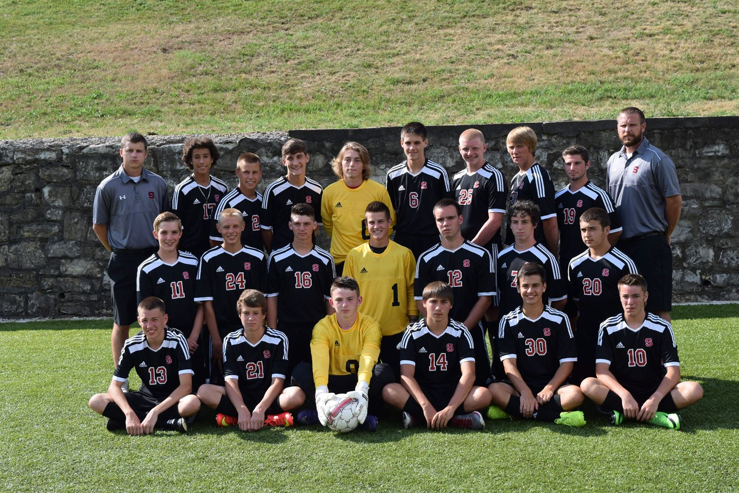 Southmoreland High School - Boys' Varsity Soccer
