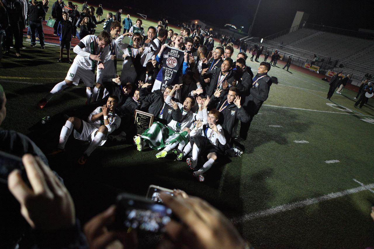 De La Salle High School - Varsity Soccer