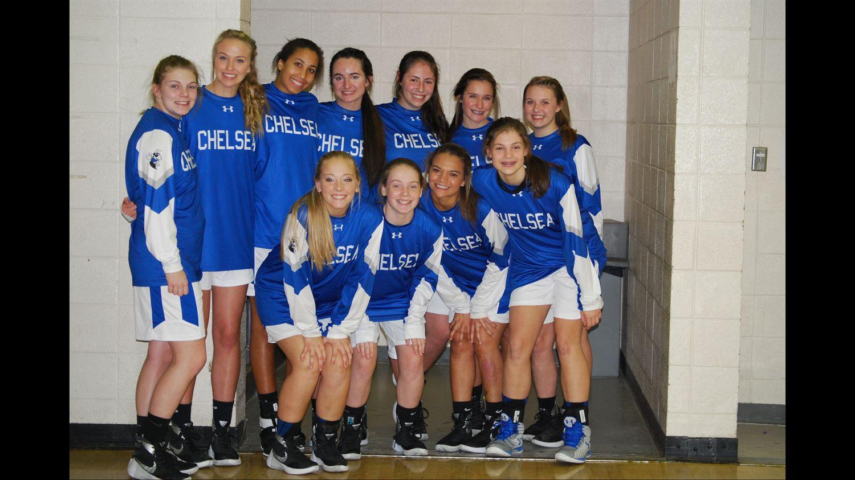 Chelsea High School - Lady Hornets