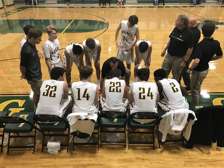 Legacy Christian Academy High School - Boys Varsity Basketball