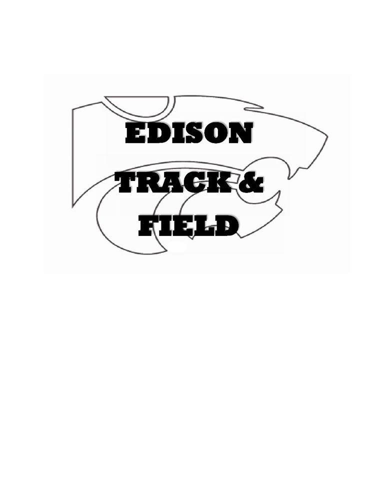 Edison High School - Coed Varsity Track & Field