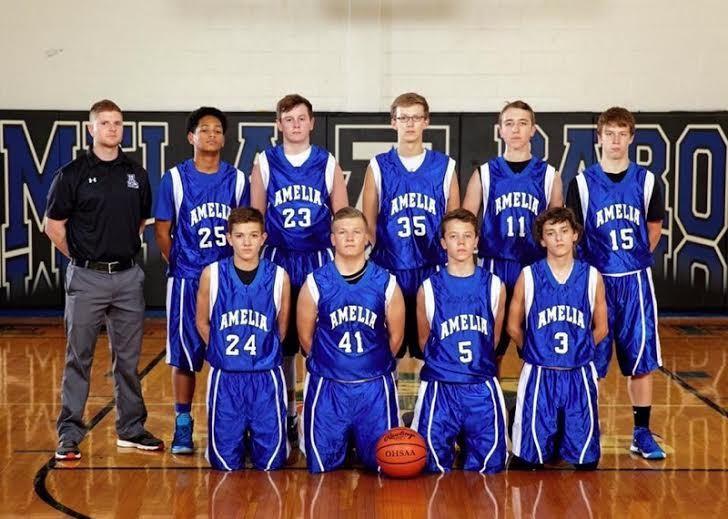 Amelia High School - Boys' Freshman Basketball
