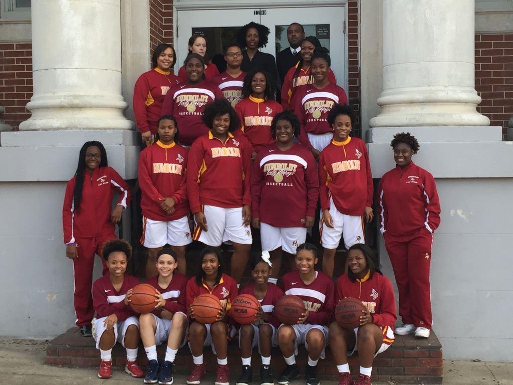 Humboldt High School - Girls' Varsity Basketball