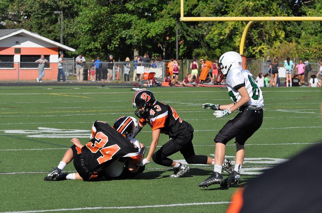 Shelton High School - Boys Varsity Football