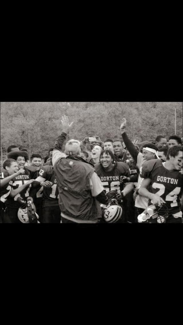 Charles E. Gorton High School - Boys Varsity Football